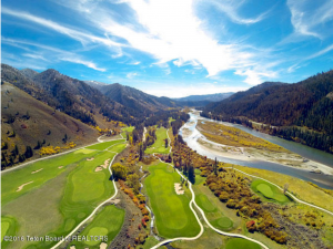 Snake River Sporting Club Jackson Hole