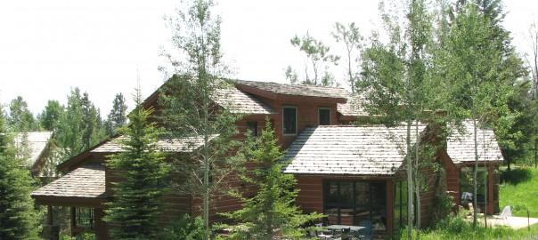Moose Creek Townhomes Jackson Hole Wyoming
